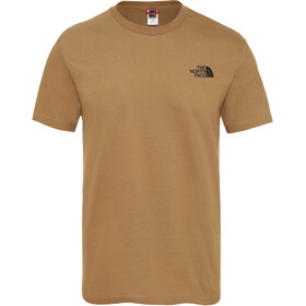 The North Face Simple Dome T-shirt Homme, british khaki